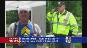 Retired Townsend Police Officer And His Wife Killed In New Hampshire Crash [Video]