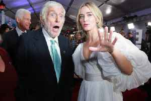 Emily Blunt dishes dirt on meeting Dick Van Dyke [Video]