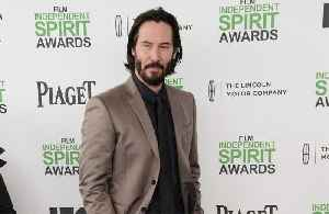 News video: Keanu Reeves: Getting cast in Toy Story 4 was really cool
