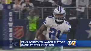 Fans Invited To Cowboys Watch Party At The Star [Video]