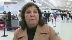 News video: Government Shutdown Impacting Security At Miami International Airport