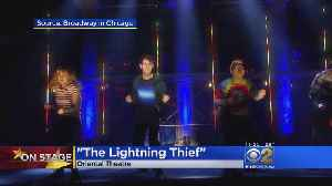 On Stage: 'The Lightning Thief' [Video]