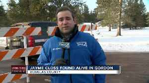 Jayme Closs found alive in Gordon [Video]