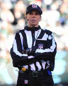 Sarah Thomas Will Be First Woman to Referee NFL Playoff Game [Video]
