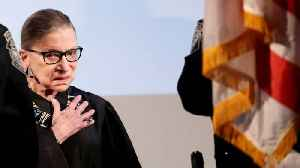 News video: Justice Ginsburg To Miss Three More Days Of Oral Arguments