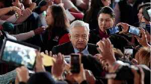 Mexico's President Urges Patience As Gas Shortage Stretches On [Video]