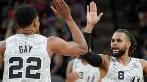 The San Antonio Spurs Are The NBA's Hottest Team [Video]