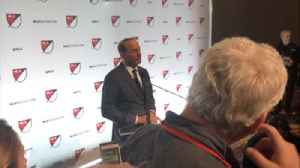 MLS commissioner Garber: 'I'm a big believer in the draft' [Video]