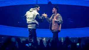 The Weeknd Disses Drake [Video]