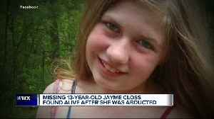 21-year-old man charged with kidnapping of Wisconsin teen Jayme Closs [Video]