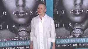 Rose McGowan Pleads In Drug Case And Will Pay Fine [Video]