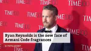 Ryan Reynolds Looks Good And Smells Good [Video]