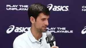 Djokovic: Murray announcement a shocker [Video]