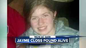 Day 2 of Jayme Closs being found: What we know [Video]