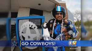 'Superfan' And DPD Recruits Send Off Cowboys To #FinishTheFight [Video]