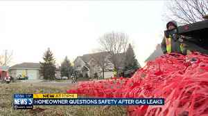 McFarland household questions project safety after two gas leaks, evacuations in 3-week time span [Video]
