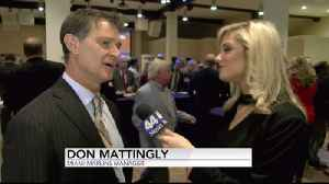 Don Mattingly Kicks Off Fourth Annual Charity Event to Support Under-Served Youth [Video]