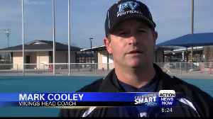 Mark Cooley named state coach of the year [Video]