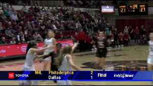Morrow leads Eastern women to road win at Montana [Video]