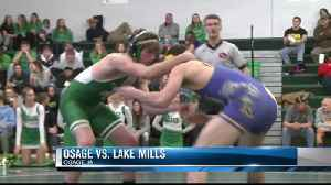 Wrestling, hockey and basketball highlights from Thursday [Video]