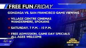 Free Fun Friday for Jan. 11, 2019 [Video]