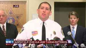 Jayme Closs found safe news conference [Video]
