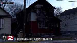Three boys, including 1-year-old, killed in Herkimer fire [Video]
