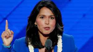 Hawaii Rep, Combat Vet: Tulsi Gabbard's Shooting For The Oval Office [Video]
