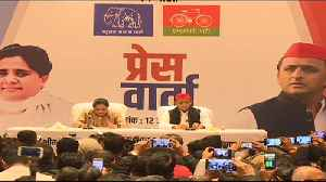 SP-BSP alliance will give sleepless nights to Modi-Shah: Mayawati [Video]