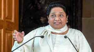SP BSP Alliance : Mayawati remember 'Guest House Kand' during press confrence [Video]