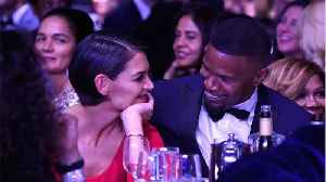 Katie Holmes And Jamie Foxx  Are Not Secretly Married [Video]