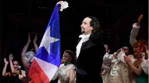 Lin-Manuel Miranda Returns To 'Hamilton' In Puerto Rico For Limited Run [Video]