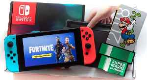 Nintendo Switch Beats The PS4 2:1 During 2018 In Japan [Video]