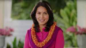 Tulsi Gabbard Says She's Running For President [Video]