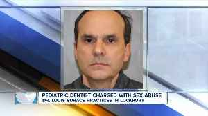 Pediatric dentist charged with sex abuse involving a minor [Video]