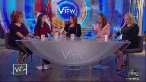 "Meghan McCain feuds with ""The View"" producers over curse word [Video]"