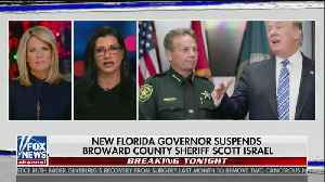 Dana Loesch calls on Broward Sheriff to quit his 'politicking' [Video]
