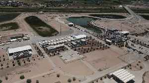 Tornillo, Texas, Tent Camp For Unaccompanied Migrant Children To Close [Video]