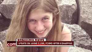 News video: Jayme Closs: Missing girl escaped, found 70 miles from her home where her parents were killed