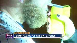 News video: Wisconsin lawmakers push to toughen drunk driving laws