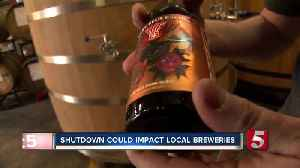 Government shutdown could impact Tennessee breweries, wineries [Video]