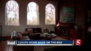 As real estate grows in Nashville, so does market for multi-million dollar homes [Video]