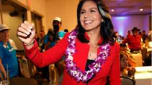 Tulsi Gabbard Says She Will Run For President in 2020 [Video]