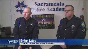 Police Academy Officers Talk About Fallen Officer Natalie Corona [Video]