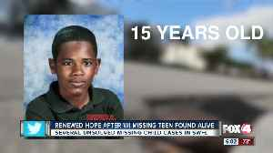 Missing children hits close to home in Southwest Florida [Video]