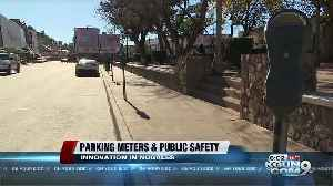 Nogales hears proposal for new parking meters [Video]