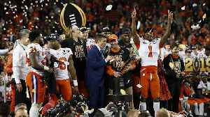 News video: Clemson to Visit White House After National Championship Win