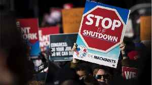 News video: Shutdown May Continue Even With An Emergency Declaration