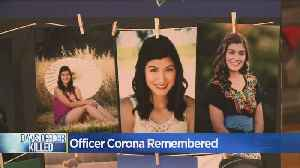 Officer Natalie Corona's Family Remembers Her As Proud And Full Of Life [Video]