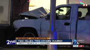 Two killed, two others injured [Video]
